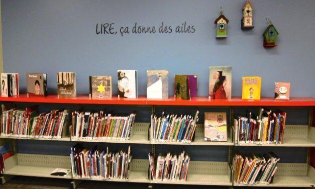 La Bibliothèque de Saint-Léonard vous invite !